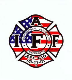 International Association of Firefighters Logo