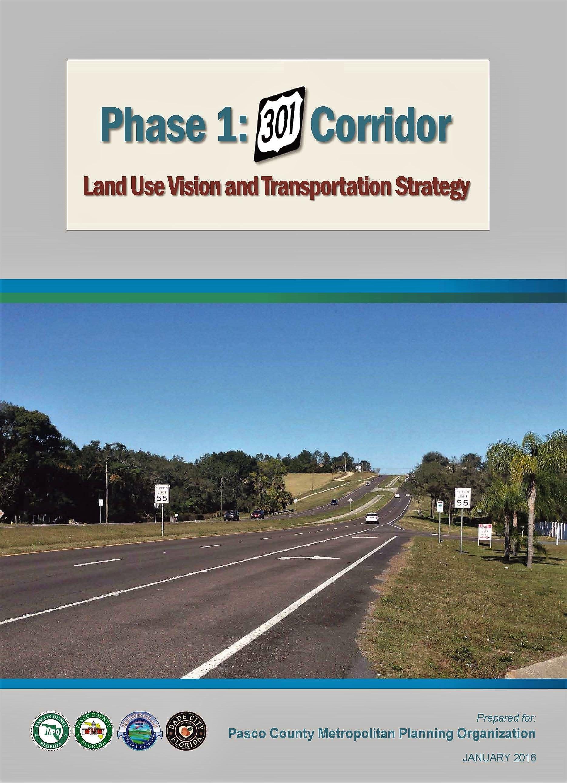 U S  301 Land Use Vision & Transportation Strategy