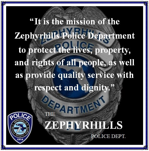 ZPD Mission Statement