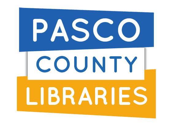 Pasco County Libraries logo Opens in new window